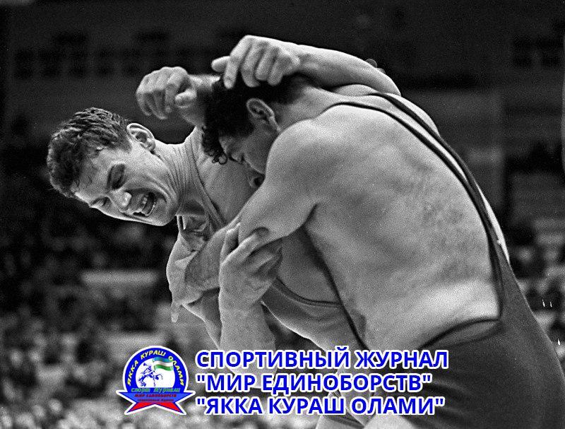 Узбекская школа вольной борьбы!